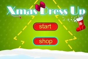 Screenshot of Dress Up, Makeup -Holiday