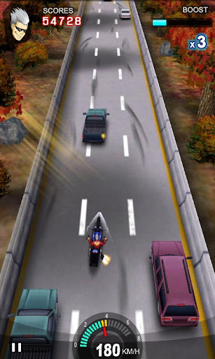 racing-moto for android screenshot