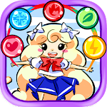 Magical girl : save the school APK Image