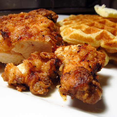 Melba Wilson's Southern Fried Chicken And Eggnog Waffles Recipe ...