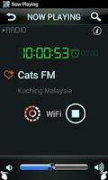 Screenshot of Malaysia Radio