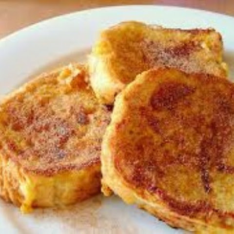 DASH Applesauce French Toast