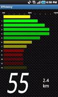 Screenshot of Green EGear - Save Gas