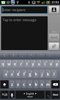 Screenshot of Spanish  for Perfect keyboard