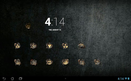 Tha Steampunk - Icon Pack- screenshot thumbnail