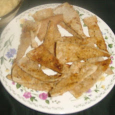 Low-Fat Pita Chips