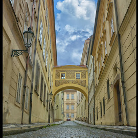 PRAGUE by Lux Aeterna - City,  Street & Park  Historic Districts