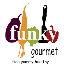 Raw Food Journey - An Indulgent Popup  by Funky Gourmet