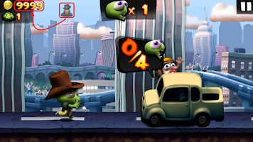Screenshot of Slash Game Buster