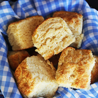 Mile High Butterflake Biscuits