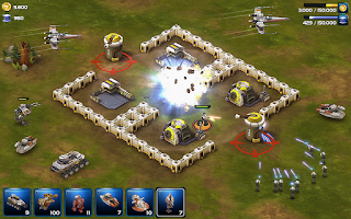 Screenshot of Star Wars: Commander