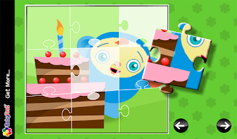 Screenshot of Puzzles – by BabyFirst