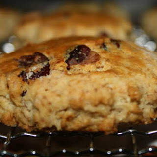 Cranberry Oat Scones