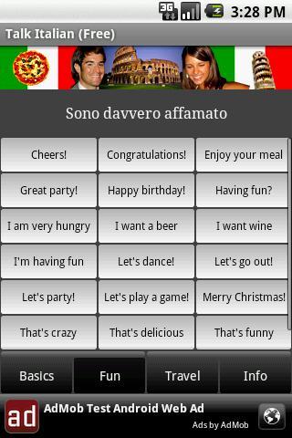 Talk Italian Free