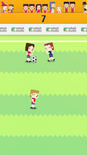 Soccer Game - FootBall Hero - screenshot
