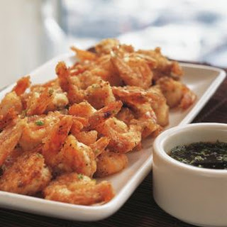 Spicy Salt-and-Pepper Shrimp