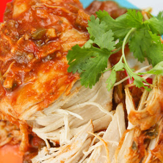 Slow Cooker Cilantro Lime Chicken Recipes