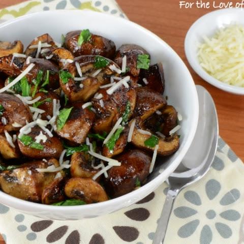 Baked Mushrooms With Balsamic Vinegar Recipes | Yummly