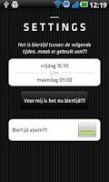 Screenshot of Biertijd
