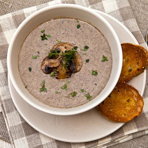 ... creamy mushroom soup creamy mushroom soup creamy roasted cauliflower