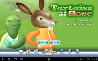Screenshot of Tortoise & the Hare FREE