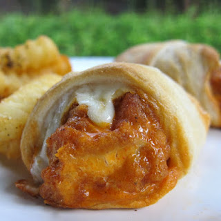 Buffalo Chicken Crescents