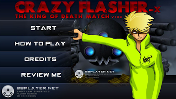 Screenshot of Death Match (Crazy Flasher)