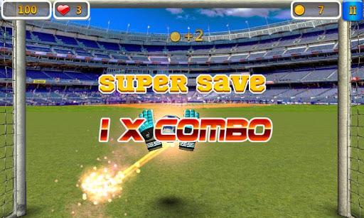 Super Goalkeeper - Soccer Game - screenshot