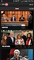 Screenshot of Watch Food Network