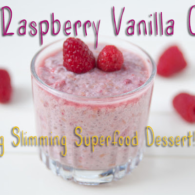 Spring Slimming Superfood Dessert!
