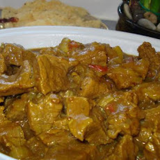 Calcutta Beef Curry