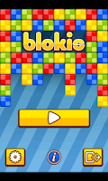 Screenshot of Blokis - Match 3 Block Explode