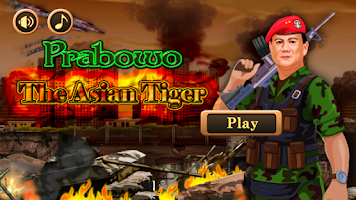 Screenshot of Prabowo The Asian Tiger
