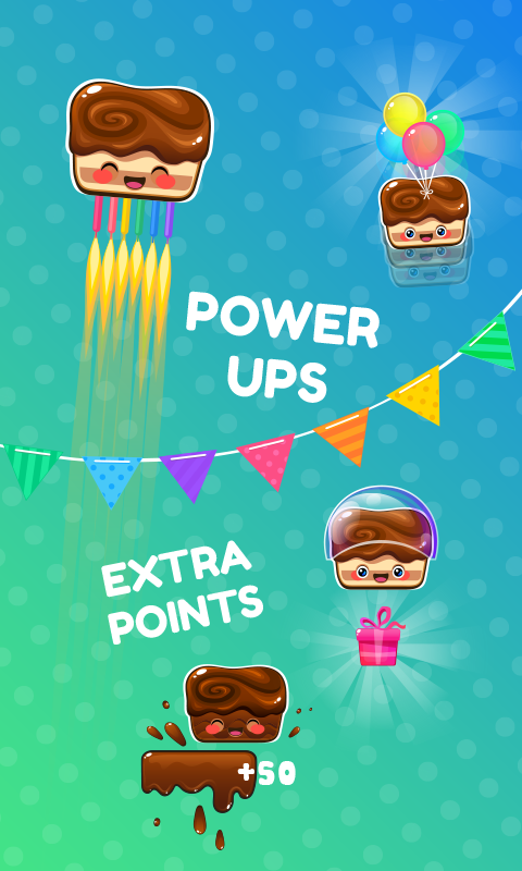 Cake Jump Screenshot 4