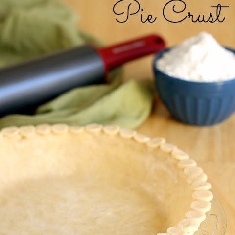 {BEST} All-Butter Gluten-Free Pie Crust