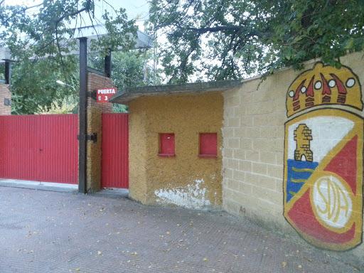 Estadio De Futbol R.S.D Alcala De Henares