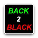 Black background / wallpaper icon