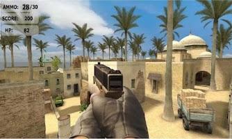 Screenshot of Counter-Terror Training