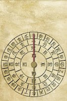 Screenshot of Droid Oriental Compass