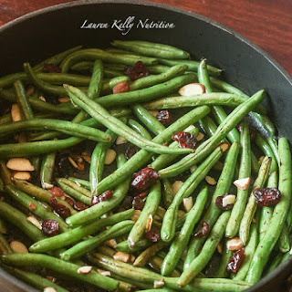 Honey Almond Green Beans Recipes