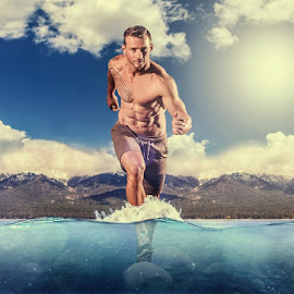 Challenge yourself by Pieter Pieters - Sports & Fitness Fitness ( fitness, sports )