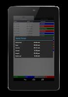 Screenshot of Chogadia Hisab (Calculator)