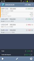 Screenshot of StartFX