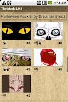 Screenshot of Halloween Mask Pack 2