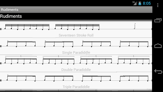 40 drum rudiments pdf free download