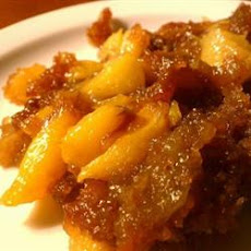 Easiest Ever Fruit Cobbler