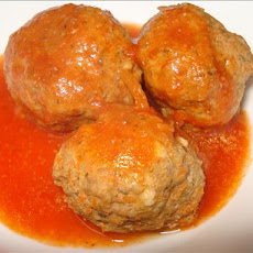 Dasha's Meatballs