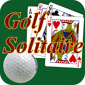 Cover art Golf Solitaire