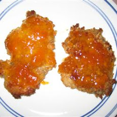 Orange Cracker Apricot Chicken