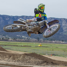 Whippin it by Connor Moore - Sports & Fitness Motorsports ( canon, supercorss, moto, sports, action, elsinore )